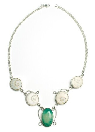 Testmarke 6 Halskette Verena