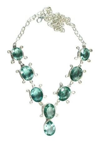 Testmarke 11 Halskette Isabella