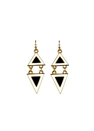 Test Brand 8 Earring Ida
