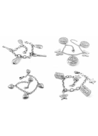Test Brand 7 Bracelet Set of 4