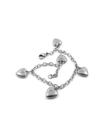 Test Brand 7 Bracelet Heart Classic